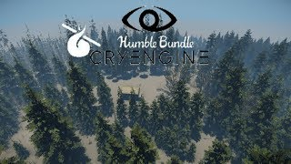 How to import assets from the Humble Bundle CryEngine Pack