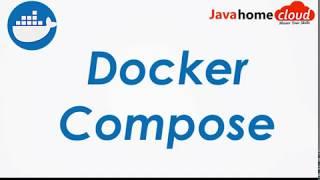 Docker Tutorial | Docker Compose Tutorial | What is Docker Compose