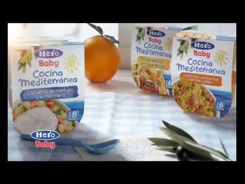 Spot Cocina Mediterránea Hero Baby
