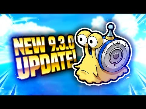 SNAILS ARE FINALLY BACK!!! 9.3.0 Update! (ONE PIECE Treasure Cruise)