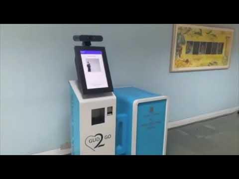 Transair Self Check Kiosk