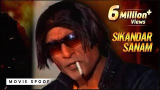 Sikandar Sanam Shakeel Shah Saleem Afridi Movie Spoof