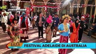 Pelajar Indonesia Promosikan Budaya di Festival Adelaide Australia