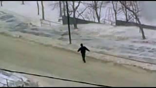 ветер, ветерок.... зима, Владивосток
