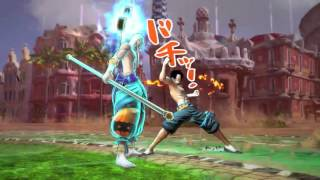 Minisatura de vídeo nº 1 de  One Piece: Burning Blood