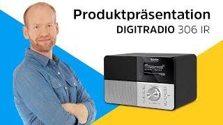 DIGITRADIO 306 IR | Internetradio in aufregendem Design. | TechniSat