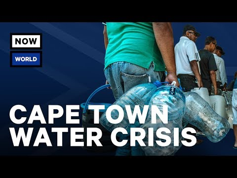 Why Is Cape Town Running Out Of Water? | NowThis World