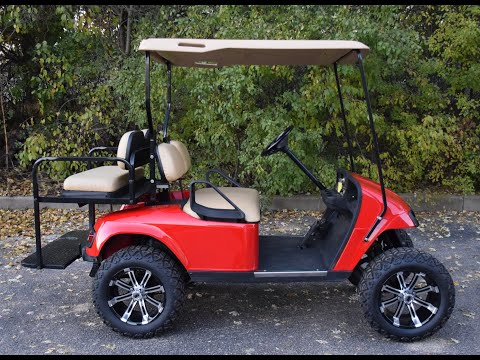 2010 E-Z-GO E-Z-Go Electric Golf Cart in Wauconda, Illinois - Video 1