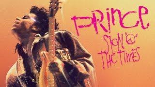 Prince Sign o´ Times