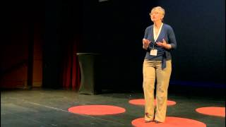 Left-right difference in breast cancer inspires new research | Ann Ramsdell | TEDxColumbiaSC