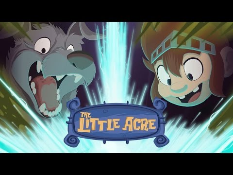 The Little Acre -  from Pewter Games and executive producer Charles Cecil thumbnail