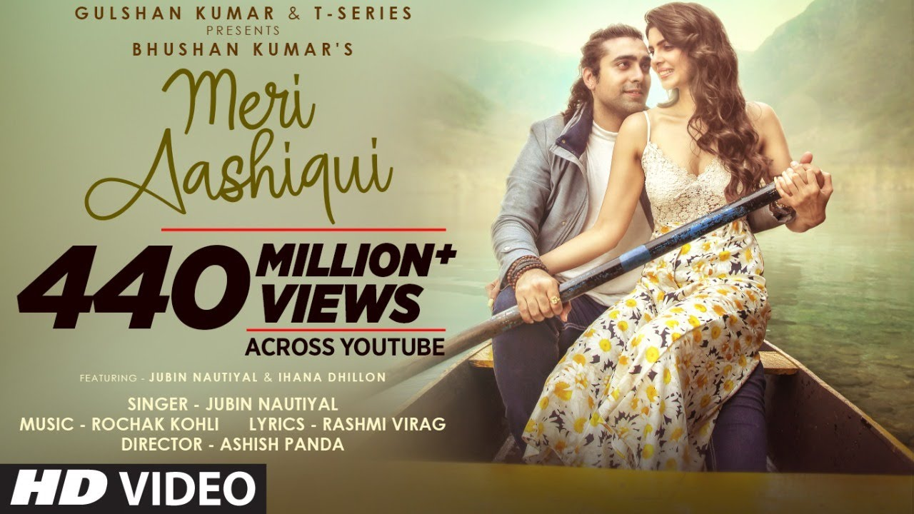 Meri Aashiqui| Jubin Nautiyal Lyrics