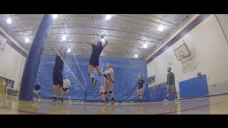 Palouse Volleyball January 2015 Compilation