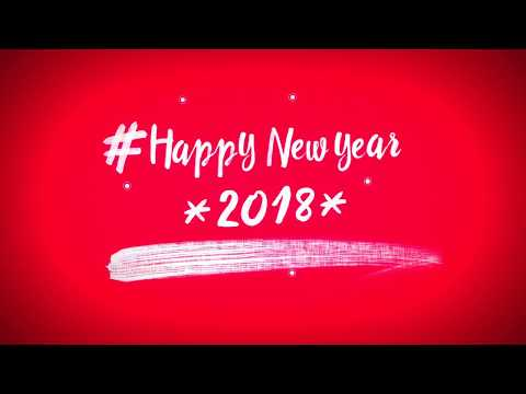 fe9c226c2 New Video! – Happy New Year 2018 Video Greetings