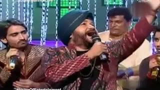 Tu Mere Rubaru Hai | Saregamapa Singing Superstar | Daler Mehndi Live