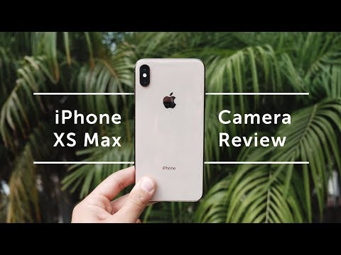 iPhone XS Max Camera Review | Photographer's Perspective W/ Sam Elkins