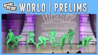 Kingslayers - Mexico (Adult) at the 2014 HHI World Prelims