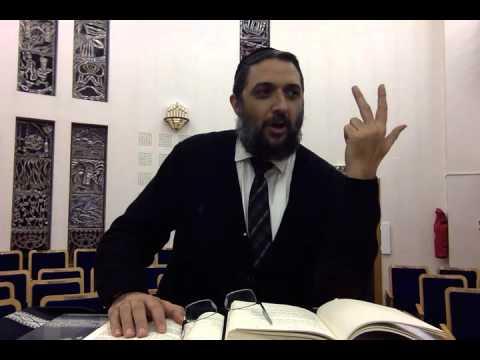 Rav Shoushana - Paracha Yitro - Il était une fois