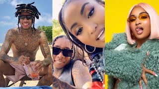 Shenseea Ft. Tyga   Blessed