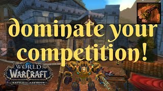 My TOP 5 Tips to DOMINATE the WoW AUCTION HOUSE