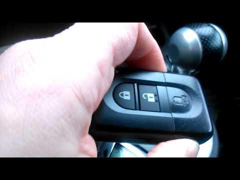 Intelligent key от Nissan, как проверить?