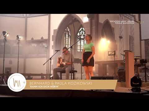 Kann ich dich hör'n - Finale Vocation Award Mannheim Paula und Bernhard Kozikowski