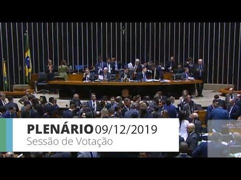 Plenário - Sessão de votação - 09/12/2019 - 21:07