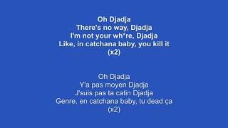 Aya Nakamura   Djadja | English Translation And Lyrics