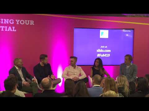PANEL: What masculinity means today and how you can drive significant change