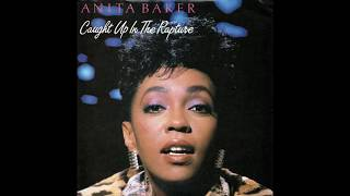 Gambar cover Anita Baker - Caught Up In The Rapture (1986 LP Version) HQ