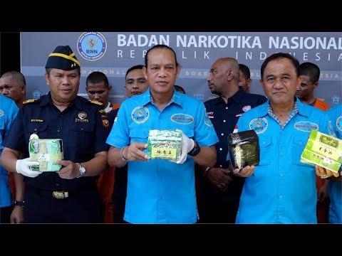 Sinergi Bea Cukai - BNN Gagalkan Penyelundupan Sabu