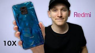 Xiaomi Redmi 10X 5G - FIRST LOOK & HANDS ON
