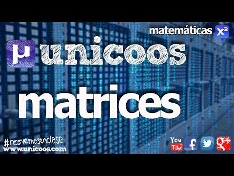 Multiplicacion matrices 3x3 BACHILLERATO matematicas selectividad bachillerato producto