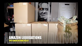I bought a $1,819 Amazon Customer Returns Pallet with 4 MYSTERY BOXES + HIGH END CAMERA