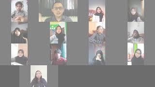 Video ini memperlihatkan pelaksanaan pembelajaran jarak jauh (PJJ) bahasa Inggris melalui Zoom yang memfasilitasi siswa belajar aktif dengan unsur MIKiR atau mengalami, interaksi, komunikasi, dan refleksi. Walaupun belajar daring melalui Zoom, Pak Jarot guru bahasa Inggris SMPN 3 Bontang, Kalimantan Timur berhasil mengaktifkan siswanya berinteraksi di kelompok kecil melalui break out Zoom untuk membuat kalimat […]