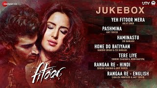 Fitoor- Audio Jukebox