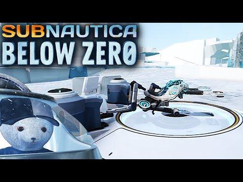 Subnautica Below Zero HOVERPAD Deutsch German Gameplay #16
