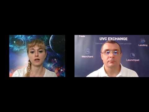 Понимание для совладельцев #UVCExchange  Видение  Планы текущего года