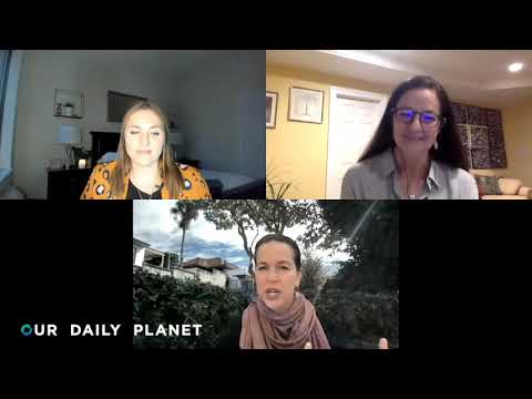 Earth Week Interview: Aulani Wilhelm (Part 2)
