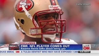 Former NFL player comes out