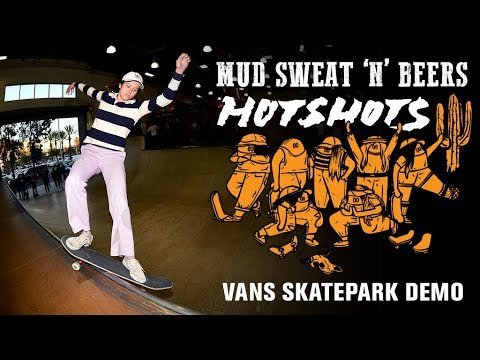 "NHS: ""Hotshots Skate Gang"" & ""Mud Sweat 'n' Beers"" Demo 