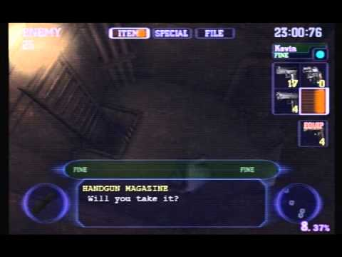 Let's Play Resident Evil Outbreak File #2 Pt.17: The Eliminators