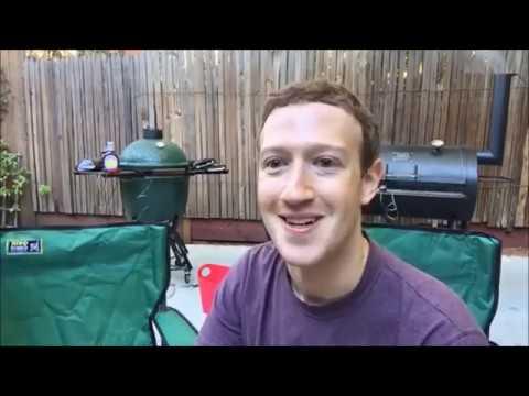 Mark Zuckerberg and his smokey meats