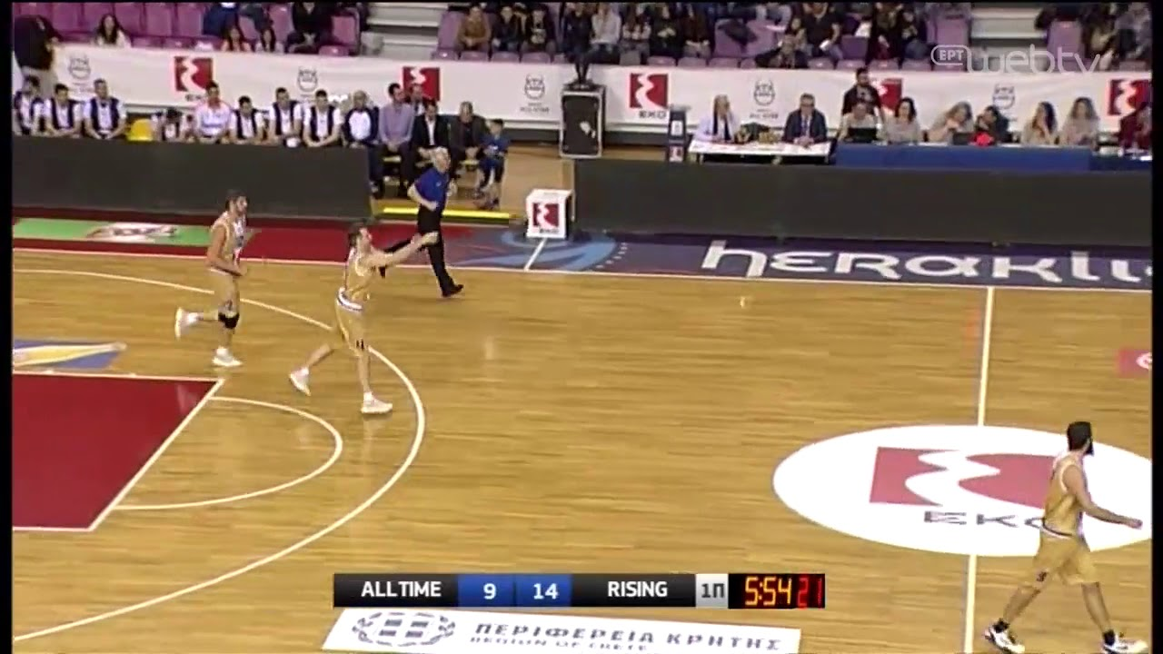 All Star Game | Ασίστ… γηπέδου από τον Παπαλουκά στην Μάλτση! | 08/02/2020 | ΕΡΤ