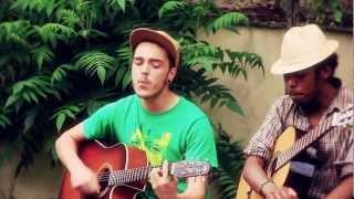 Me Name Jr. Gong (Damian Marley cover) | Rob x Lova x Friends
