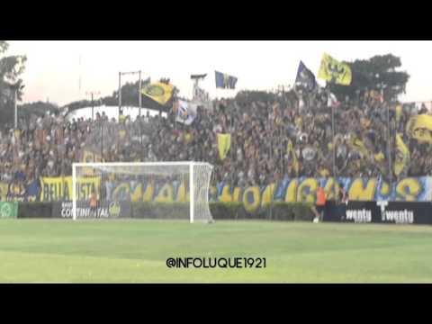 """Fecha 1│Gral. Diaz 2-2 Spvo. Luqueño - Canticos"" Barra: Chancholigans • Club: Sportivo Luqueño"