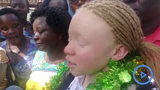 KCPE: The girl who beat them all - VIDEO