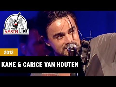 No Surrender - KANE & Carice van Houten (De Vrienden van Amstel LIVE 2012)