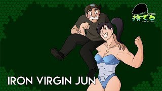 Anime Abandon: Iron Virgin Jun