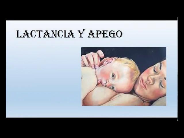 Lactancia y Apego - Carolina Bravo